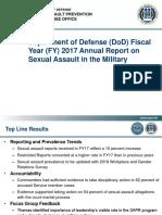 DoD Sexual Assault Awareness