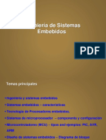 Ingenieria Sistemas Embebidos