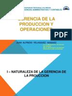 1. Gerencia de La Producción (CURSO)
