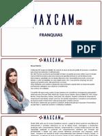 Apresentacao Franquia MaxCam RH por Ahlex Van ders All