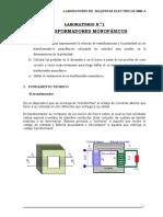 LAB 1 TRANSFORMADORES MONOFÁSICOS.doc