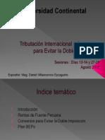 2 PPT Tributación Internacional y convenios para Evitar la doble imposición.pdf.ppt