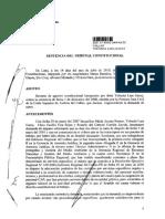 Precedente Vinculante Laboral - Caso Lara Garay