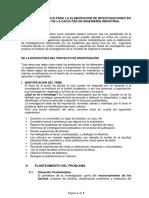 UNMSM-Guia Metodologica Trabajo Investigacion