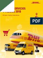 Dhl Express Rate Transit Guide Mx Es