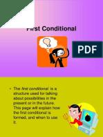 Conditional 1