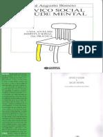 Serviço Social e Saude Mental Uma Analise Institucional Da Pratica-Jose Augusto Bisneto 3ª.edição