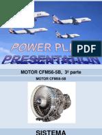 Motor CFm56 5b 3a