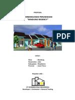 Proposal KYG Bendung Regency_BRISyariah