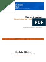Microcontroladores Aula 04