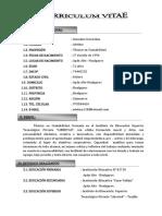 Curriculum Vitae de Adelmo (1)