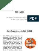 Iso 45001 Diapositivas 5