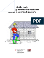 Guide Book for Building Earthquake-resistant Houses in Confined Masonry