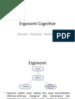 Ergonomi-Kognitif