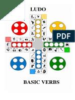 Ludo Basic Verbs Boardgames Fun Activities Games Games 95351
