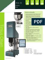 FH0011EN02 FH11 Datasheet A4