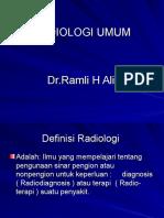 Radiologi Umum