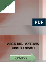 Arte Del Cristianismo Antiguo
