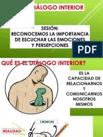 DIÁLOGO INTERIOR1°