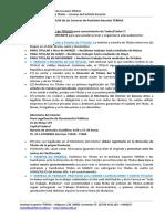 Emisión y Trámite de TÍTULOS Carreras Postítulo Docente TERRAS