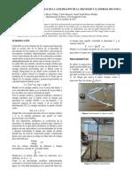 Informe Física Laboratorio 4-1