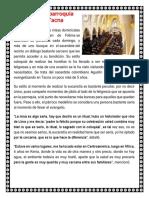 Historia de La Parroquia de Fátima de Tacna