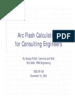 Arc Flash Presentation 04-11-16