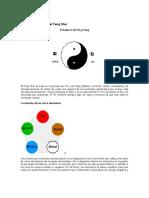 Elementos Básicos Del Feng Shui