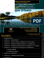 Requalificação Áreal Central Manhuaçu Parque Urbano