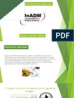Campaña Lic en Nutrición Aplicada UnADM