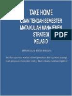 Uts Manajemen Strategi