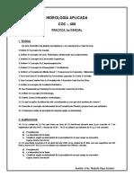 Practica 1er Parcial - Aux. Hidrología Aplicada