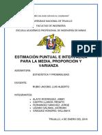 Informe Estadística 3ra Unidad Final