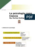 Origen de La Psicologia (2)