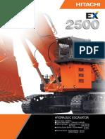 22 Hitachi Ex2500 6 Dansk