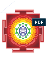 Project Yourself Sri Yantra