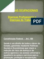 2- Doenças Profissionais e Doenças Do Trabalho