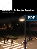 Pedestrian Crossing Lighting