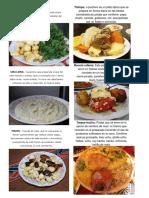 Gastronomia de Quispicanchi