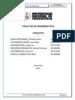 Informe de Tecnología de Materiales N°1