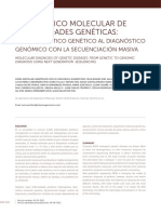 PAT GEN - Control de Lectura - Dx. Molecular de Enf Genet - 19 Marzo 2018