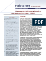 School Segregation Report from Northeastern University