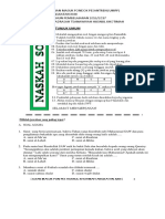 Soal Ujian Psb 2016 Mts