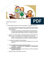 Trabajo Reforma Educacional Hito 1PAULA .