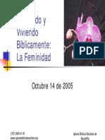 La Feminidad