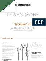 Backbeat Go Ug en Gb