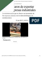 Adex_ Dejaron de Exportar 1.240 Empresas Industriales _ LaRepublica.pe