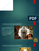 Capillas de la catedral cdmx