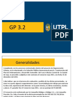 Presentacion GP 3.2