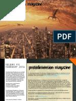 Protodimension Mag No 25 February 2016